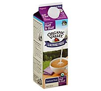 Org Vally Lactose Fr Hlf&Hlf - 32 Fl. Oz.