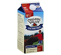 Organic Vally Lactose Free Whole Milk - 64 Fl. Oz.