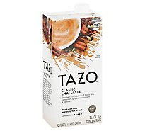 TAZO Tea Concentrate Black Tea Classic Chai Latte - 32 Fl. Oz.