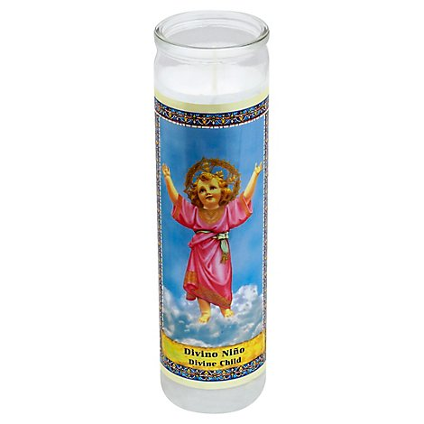 Eternalux Candle Divine Child Jar - Each