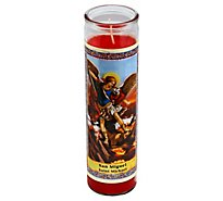 Eternalux Candle Saint Michael Jar - Each