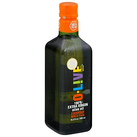 O-Live & Co Olive Oil Extra Virgin Premium - 16.9 Fl. Oz.