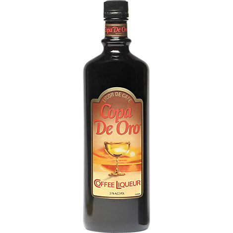 Copa De Oro Coffee Liqueur - 750 Ml