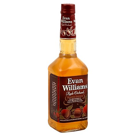 Evan Williams Apple Orchard - 750 Ml