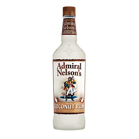 Admiral Nelsons Rum Coconut - 750 Ml