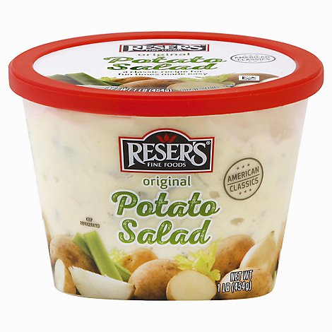 Resers Salad Potato - 1 LB