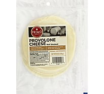 Primo Taglio Pre-Sliced Provolone Cheese - 0.50 Lb