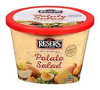Resers Deviled Egg Potato Salad - 8 Lb