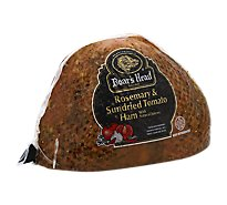 Boars Head Ham Rosemary & Sundried Tomato - 1.00 LB