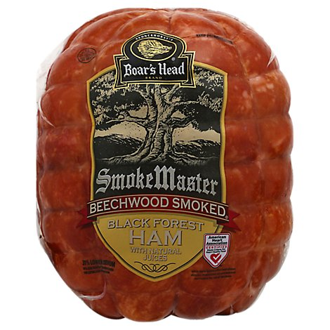 Boars Head Ham Black Forest - 0.50 LB