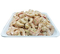 Seafood Counter Shrimp Salad 350 To 500 Ct Cooked Frozen Service Case - 0.50 LB