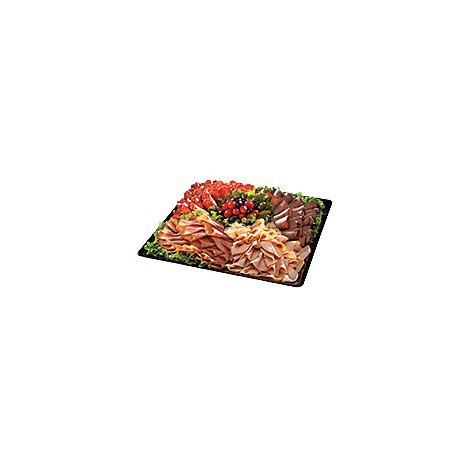 Deli Catering Tray Meat Lovers - 20-24 Servings