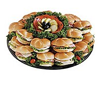 Deli Catering Tray Traditional Sandwiches 12-16 Servings