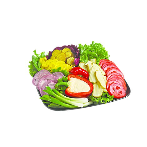 Deli Catering Tray The Works Medium -Each