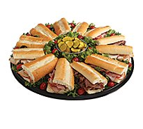 Deli Catering Tray Hoagie - 10-12 Servings