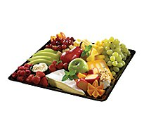 Deli Catering Tray Fruit & Fromage - 18-22 Servings
