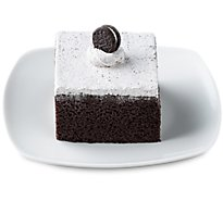 Bakery Cake Individual Cookies N Cream - Each (520 Cal)