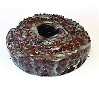 Bakery Pudding Ring Chocolate - Each
