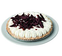 Bakery Pie Cream French Silk 8 Inch - Each