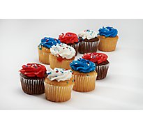Bakery Cupcake Craveable Assorted 24 Count - Each