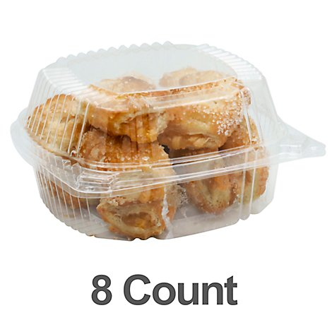 Bakery Bites Apple Strudel 8 Count - Each