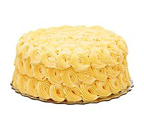Bakery Cake 8 Inch 2 Layer Everyday Cake Buttercream Icing - Each