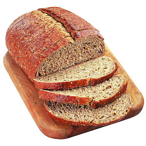 Bakery Loaf Whole Grain Sliced