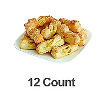 Bakery Strudel Mini Lemon Cheese 12 Count - Each
