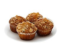 Bakery Muffin Raisin Bran 4 Count - Each