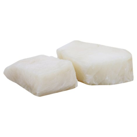 Seafood Counter Fish Bass Seabass Portion Frozen 6 Oz Each Service Case
