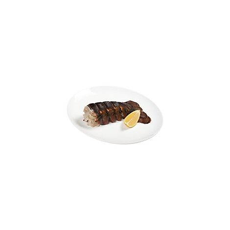 Seafood Service Counter Lobster Tail Raw 3-4 Oz Frozen 1 Count - Each