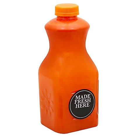 Orange Carrot Juice 32 Fz Plus Crv