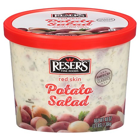 Resers Red Potato Salad - 3 Lb