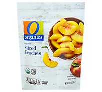 O Organics Peaches Sliced - 10 Oz