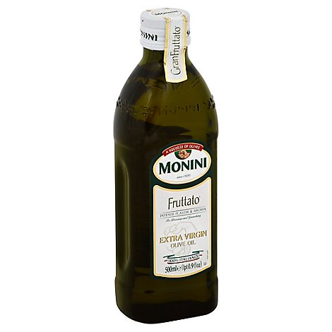 Monini Olive Oil Extra Virgin Fruttato - 16.9 Fl. Oz.