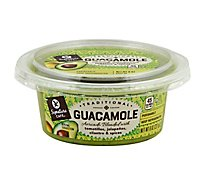 Signature Cafe Guacamole Traditional - 8 Oz