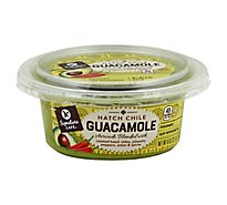 Signature Cafe Guacamole Hatch Chile - 8 Oz