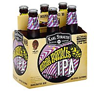 Karl Strauss Brewing Aurora Hoppyalis Ipa In Bottles - 6-12 Fl. Oz.