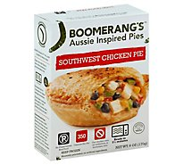 Boomerangs Entree Natural Sthwst Chnkn - 6 Oz