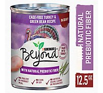 Beyond Dog Food Wet Grain Free Turkey & Green Bean - 12.5 Oz