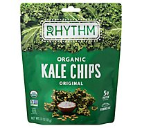 Rhythm Superfoods Kale Chips Original - 2 Oz