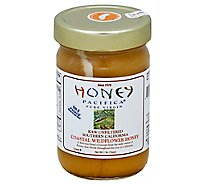 Raw Coastal Wildflower Honey - 16 Oz