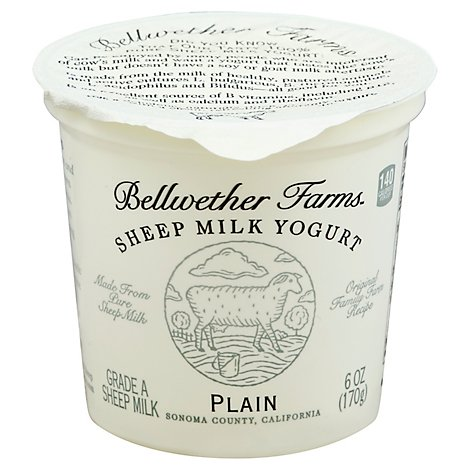 Bell Yogurt Sheep Plain - 6 Oz