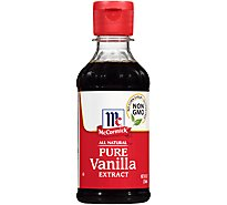 McCormick Extract All Natural Pure Vanilla - 8 Fl. Oz.
