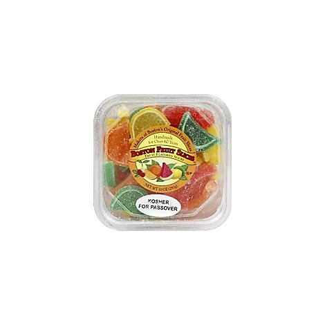 Bost Fruit Slice Mini Passover - 10 Oz