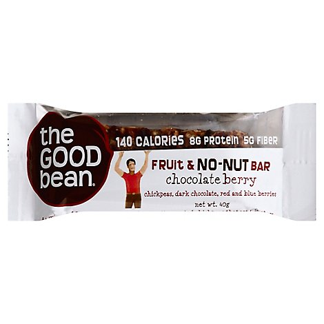 The  Bar Choc Brry No Nut - 1.41 Oz