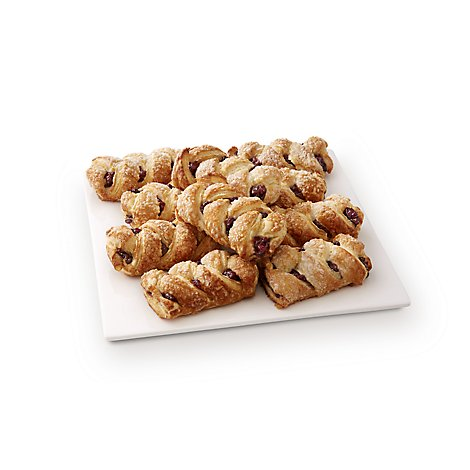 Bakery Strudel Berry 8 Count - Each