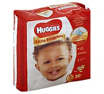 Huggies Little Snugglers Diapers Size 5 - 20 Count