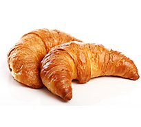 Bakery Croissant Pla Inch 4 Count - Each