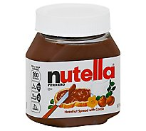 Nutella Spread Hazelnut Cocoa - 12-7.7 Oz